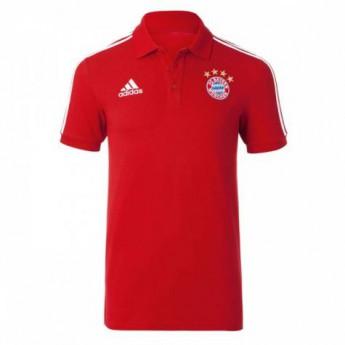 Bayern Mnichov pánské polo tričko red 17