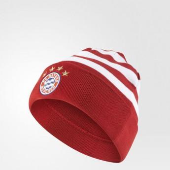 Bayern Mnichov zimní čepice woolie red-white 17