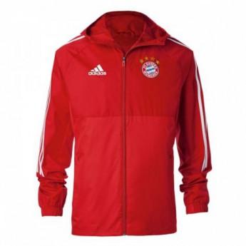 Bayern Mnichov pánská bunda s kapucí RN red