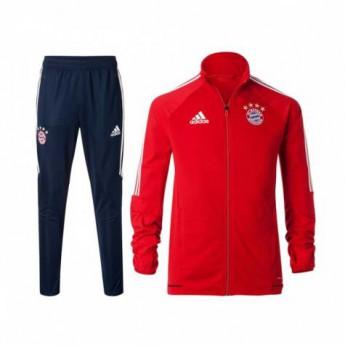 Bayern Mnichov treninková souprava redblue 17