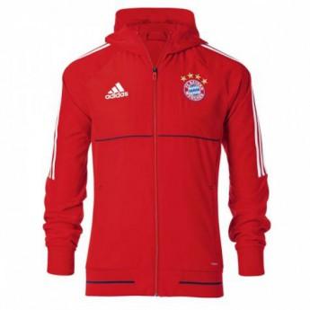 Bayern Mnichov pánská bunda red pre jkt