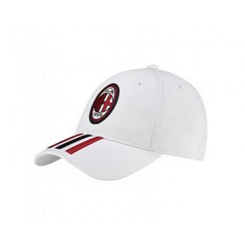 AC Milan kšiltovka 3S white 17