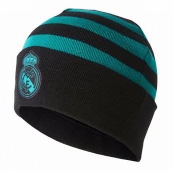 Real Madrid zimní čepice 3S black 17