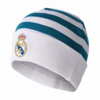Real Madrid zimní čepice 3S white 17