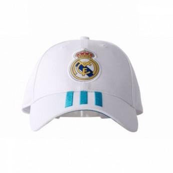 Real Madrid kšiltovka 3S white 17
