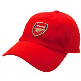 FC Arsenal kšiltovka logo red