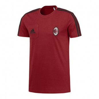 AC Milan pánské tričko pocket red