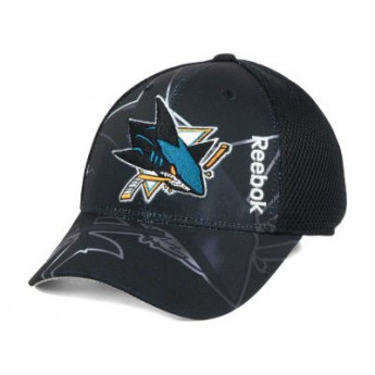 San Jose Sharks kšiltovka 2nd Season Flex Cap