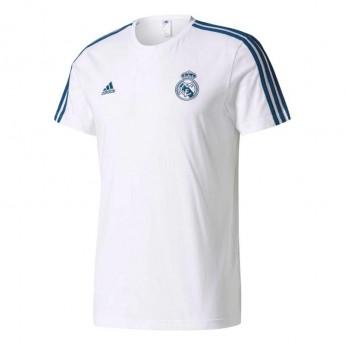 Real Madrid pánské tričko white 3S