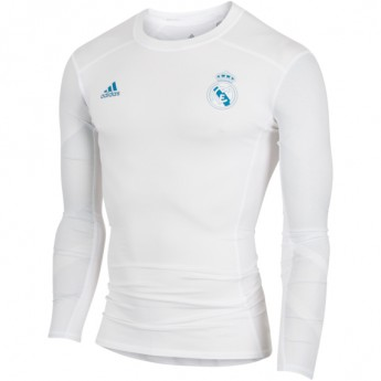 Real Madrid pánský Techfit longsleeve