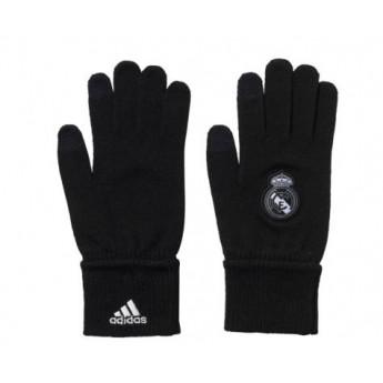 Real Madrid zimní rukavice black 17