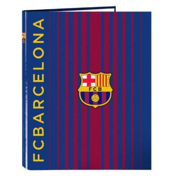 FC Barcelona kroužkový pořádač A4 unicato due