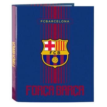 FC Barcelona kroužkový pořádač A4 unicato