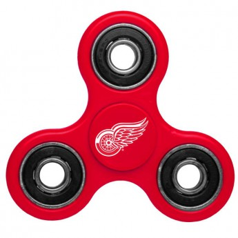 Detroit Red Wings Fidget Spinner 3-Way