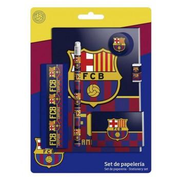 FC Barcelona set školních pomůcek campions quatro