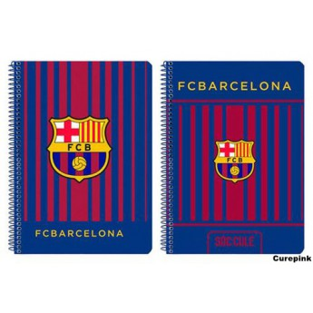 FC Barcelona blok sešit A5 unicato