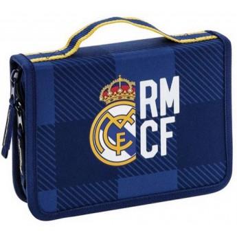 Real Madrid školní pouzdro blue meta