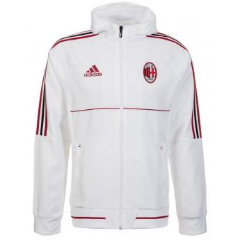 AC Milan pánská bunda track tops white