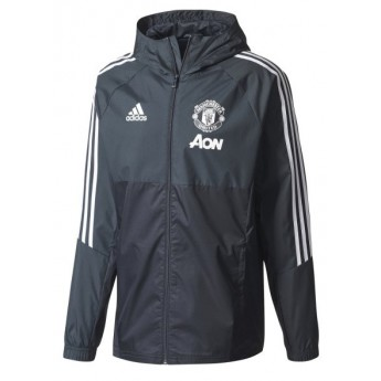 Manchester United pánská bunda rn black