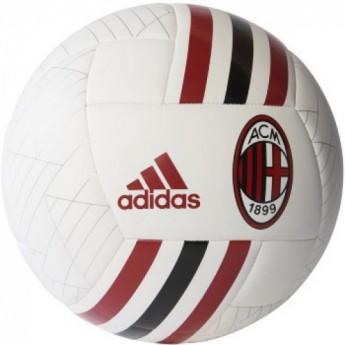 AC Milan fotbalový míč white 2017