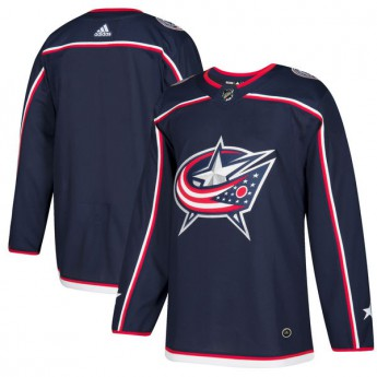 Columbus Blue Jackets hokejový dres black adizero Home Authentic Pro