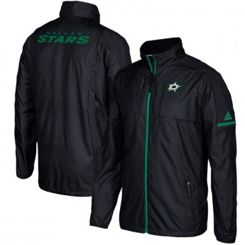 Dallas Stars pánská bunda black Authentic Rink Full-Zip Jacket