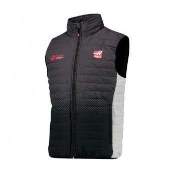 Haas F1 Team pánská vesta grey 2017