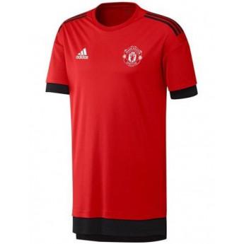 Manchester United pánské treninkové tričko red