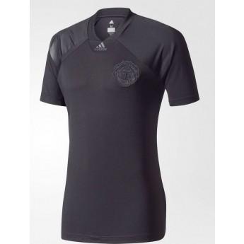 Manchester United tréninkový pánský dres black Li