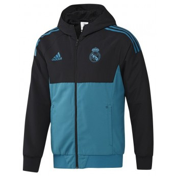 Real Madrid pánská bunda Presentation blackblue