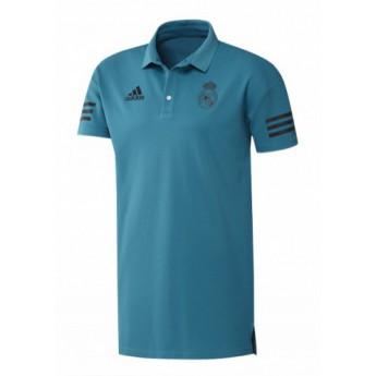 Real Madrid pánské polo tričko presentation blue