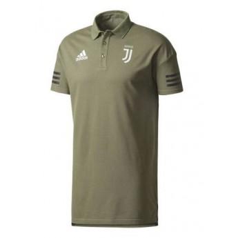 Juventus pánské polo tričko Presentation green