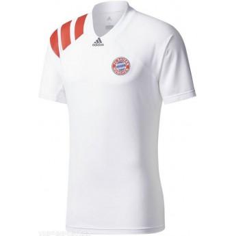Bayern Mnichov tréninkový pánský dres white Li