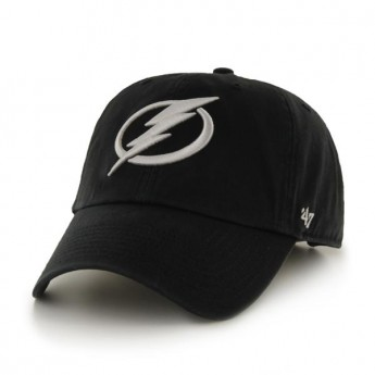 Tampa Bay Lightning čepice baseballová kšiltovka 47 Clean Up black