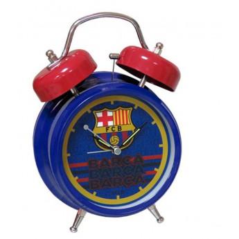 FC Barcelona stolní budík barcabarcabarca