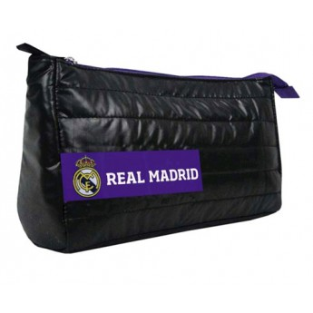 Real madrid taška na kosmetiku black