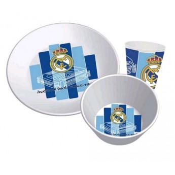 Real Madrid kuchyňské nádobí white Hala