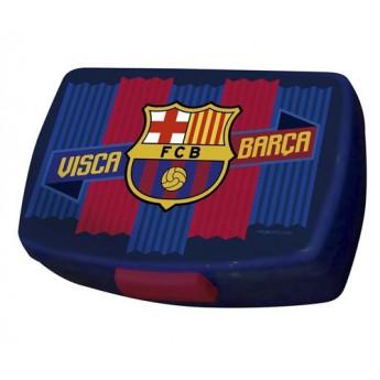 FC barcelona box na svačinu Visca