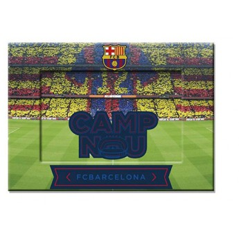 FC Barcelona rámeček na fotografii Nou Camp