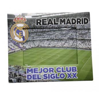 Real Madrid rámeček na fotografii Santiago Bernabeu
