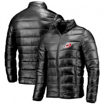 Carolina Hurricanes pánská bunda black NHL Polyester Puffer