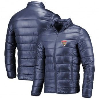 Florida Panthers pánská bunda blue NHL Polyester Puffer