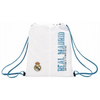 Real Madrid pytlík gym bag white history