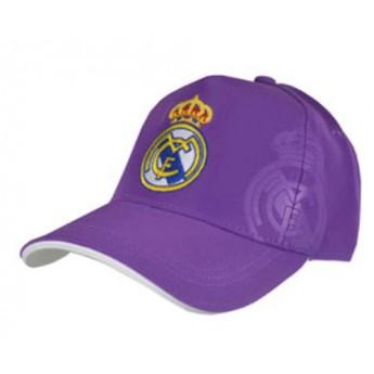 Real Madrid kšiltovka purple logo