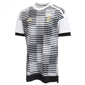 Juventus Turín fotbalový dres 17 pre-match