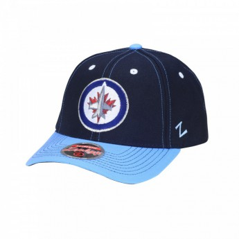 Winnipeg Jets Kšiltovka NHL Staple Adjustable