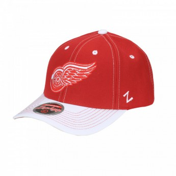 Detroit Red Wings Kšiltovka NHL Staple Adjustable