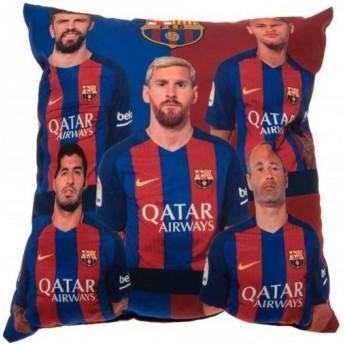 FC Barcelona polštář team 2017