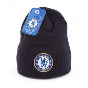 FC Chelsea zimní čepice logo blue