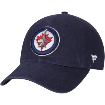 Winnipeg Jets Dětská kšiltovka NHL Fundamental Adjustable
